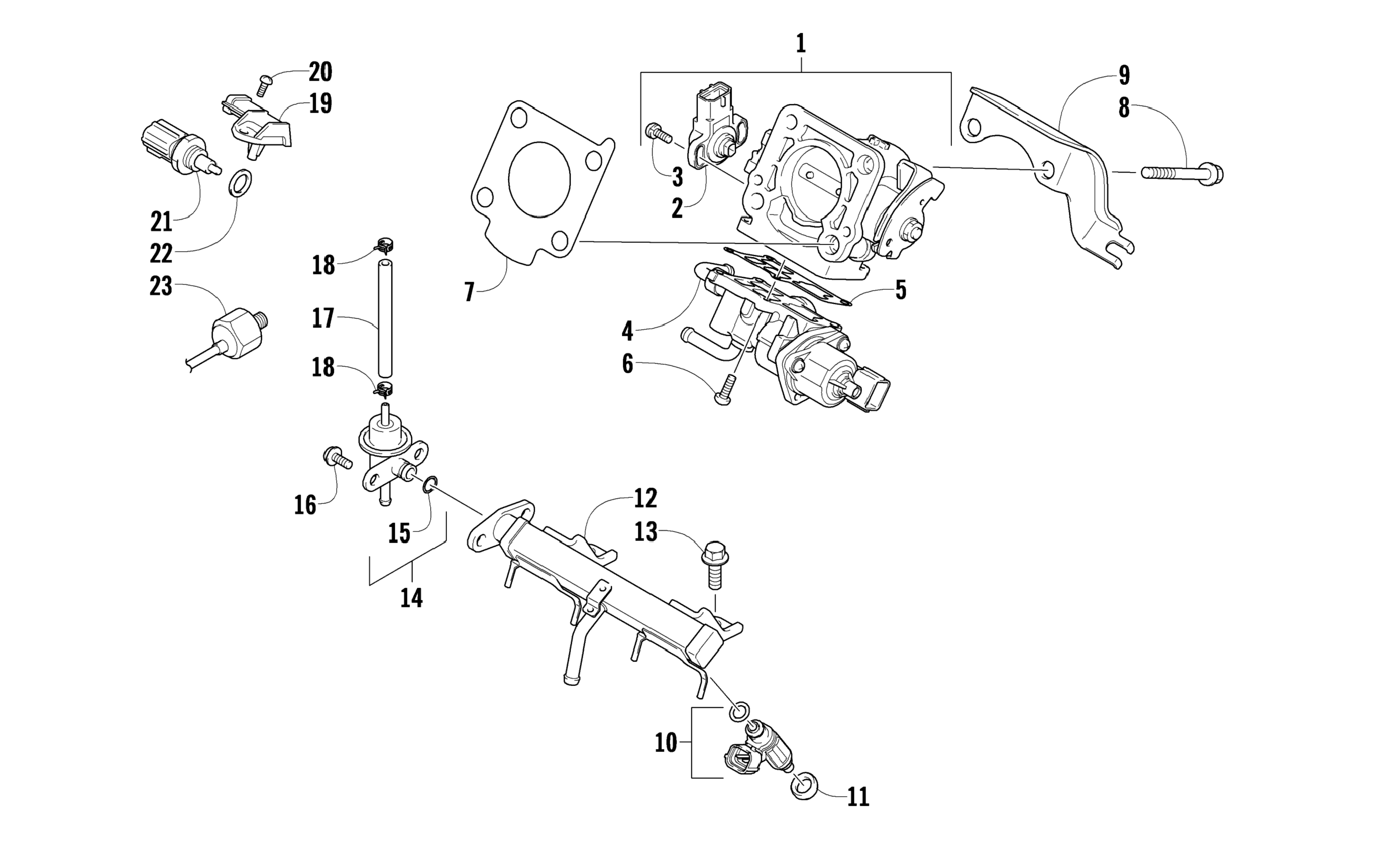 2009 Arctic Cat Z1 Wiring Diagram