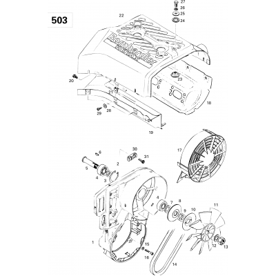 Cooling System (503)