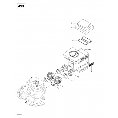 Air Intake System (493)