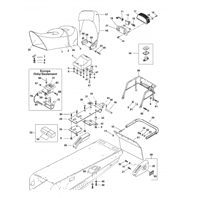 Seat And Accessories