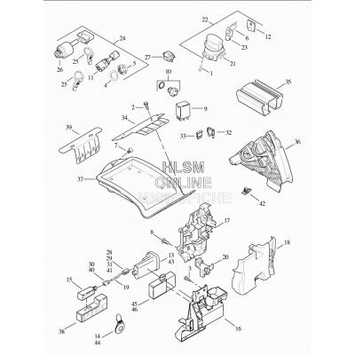 Fxstb Wiring Diagram
