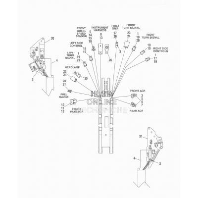 abs wiring diagrams harley slim wiring schematic diagramharley davidson fls softail slim