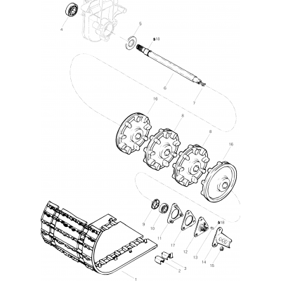 Drive System Form III
