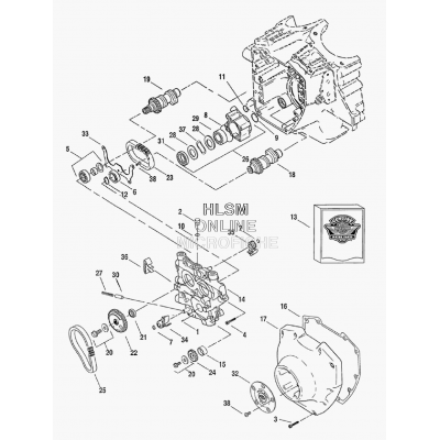 Harley Davidson Starter Diagram