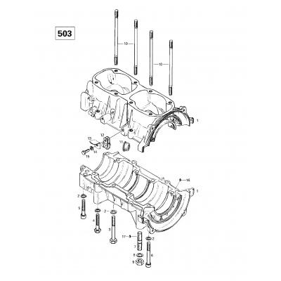 Crankcase (503)