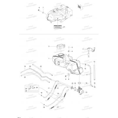 Система смазки двигателя, Масляный насос