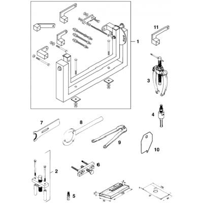 Special Tools 60/65 Ccm '98