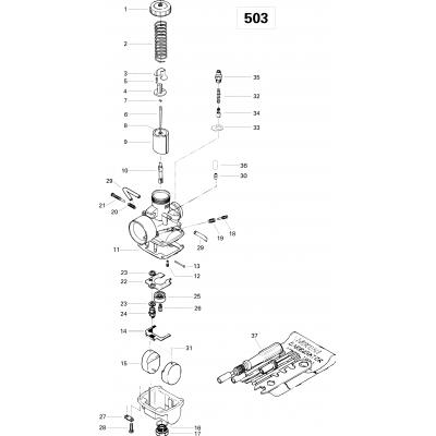 Carburetor 503