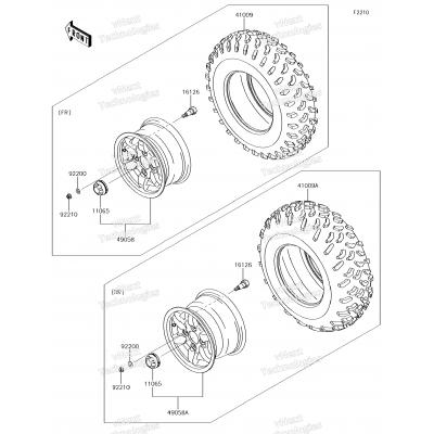 Wheels/Tires(HFF-HHF)
