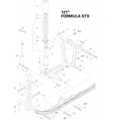 Front Arm STX