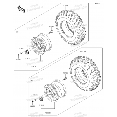 Wheels/Tires(LFF-LHF)