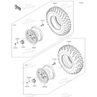 Wheels/Tires(LJF)