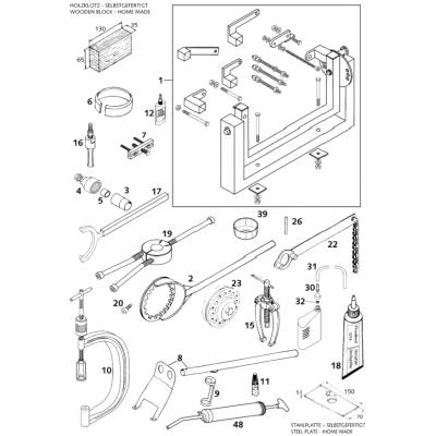Special Tools Lc4-E 2001