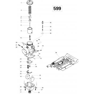Carburetor Form III, III LT