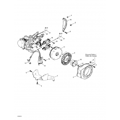 Ignition Coil, Cooling System