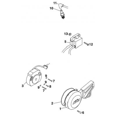 Ignition 60/65 Ccm 2001
