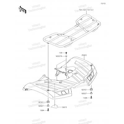 Rear Fender(s)