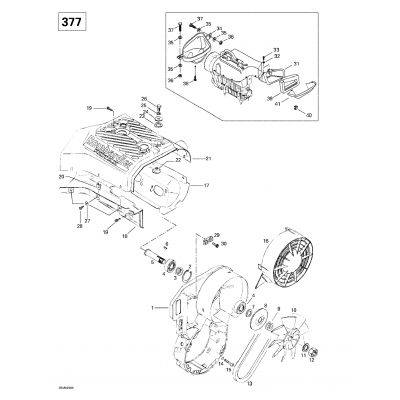 Cooling System And Fan (377)