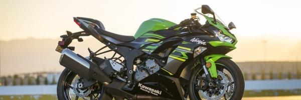 Новый Kawasaki Ninja ZX-6R  2019