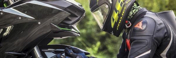 Современные системы безопасности  для мотоциклистов